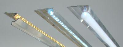 Profile für indirekte beleuchtung