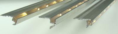 led treppenlicht treppenstufenprofile treppen profile treppenstufen beleuchtet stufen. Black Bedroom Furniture Sets. Home Design Ideas